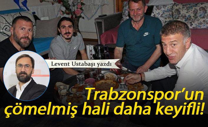 Trabzonspor'un çömelmiş hali daha keyifli