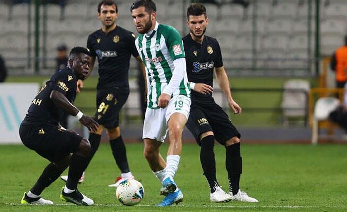 Malatyaspor Konyaspor'u mağlup etti