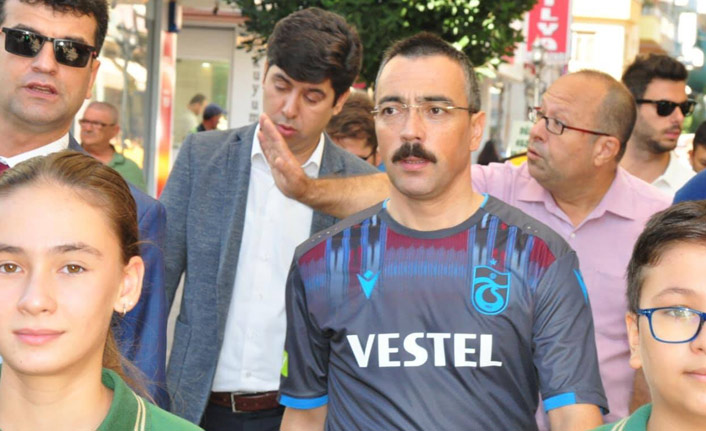 Milas'ta Trabzonspor sevgisi