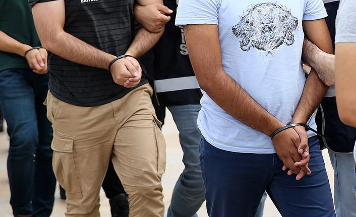 Trabzon dahil 15 ilde FETÖ operasyonu