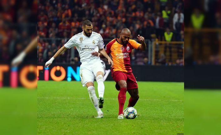 Galatasaray 3. maçında da galbiyet alamadı