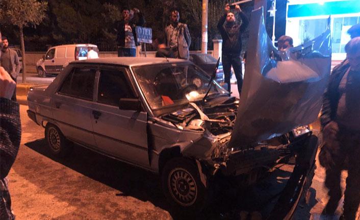 Kaynarca'da trafik kazası