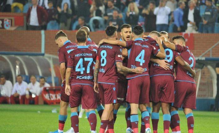 Trabzonspor'da sıra Avrupa'da