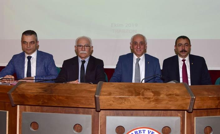 TTSO Ekim ayı meclis toplantısı yapıldı