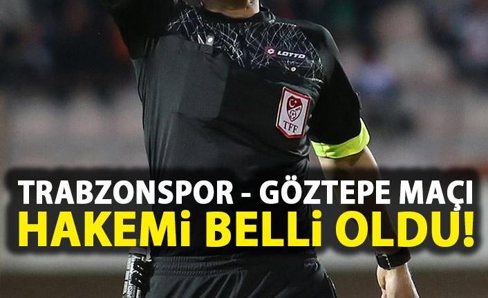 Trabzonspor U0026 39 Un G U00f6ztepe Ma U00e7 U0131 Hakemi Belli Oldu