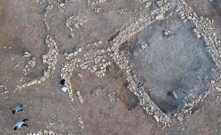 11 bin yıllık tapınak bulundu