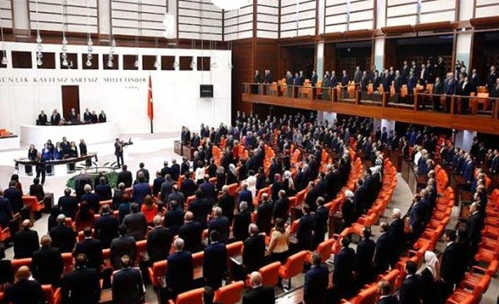 AK Partili vekilin istifası sonrası Meclis'te sandalye dağılımı değişti