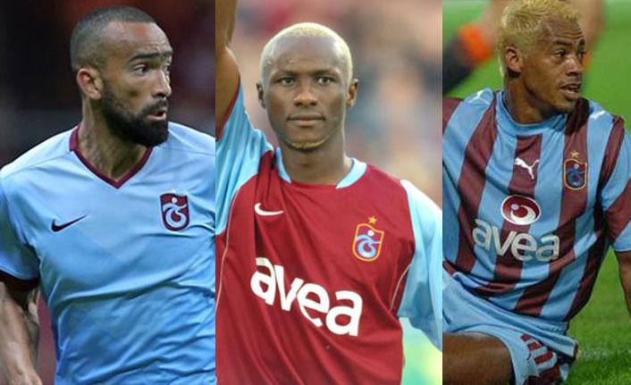 Trabzonspor'a hangi takımlardan geldiler?