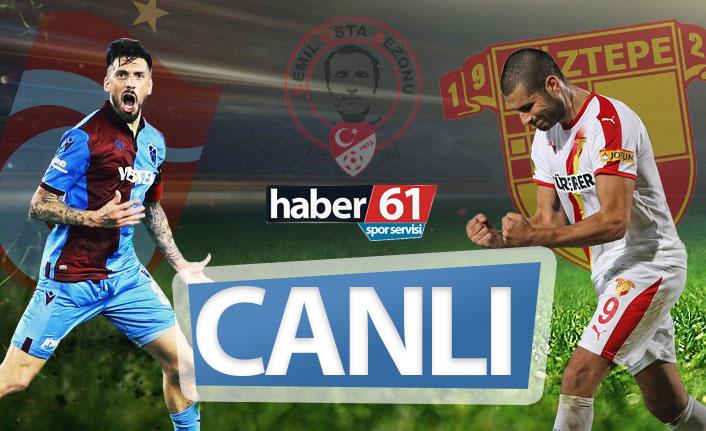 Trabzonspor Göztepe | CANLI