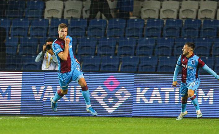 Trabzonspor'un kozu Sörloth