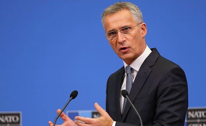 """NATO Genel Sekreteri Stoltenberg: """"Hiçbir NATO ülkesi..."""""""