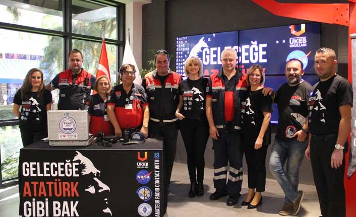 Öğrenciler uzaydaki astronotlarla bağlantı kurdu