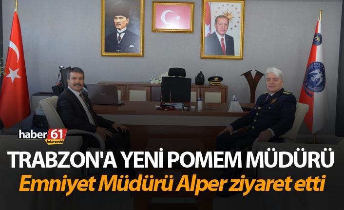 Trabzon'a yeni POMEM müdürü