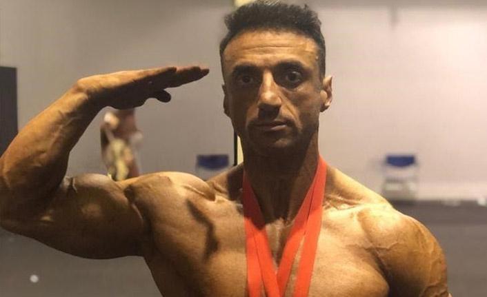 Trabzonlu sporcu dünya şampiyonu!