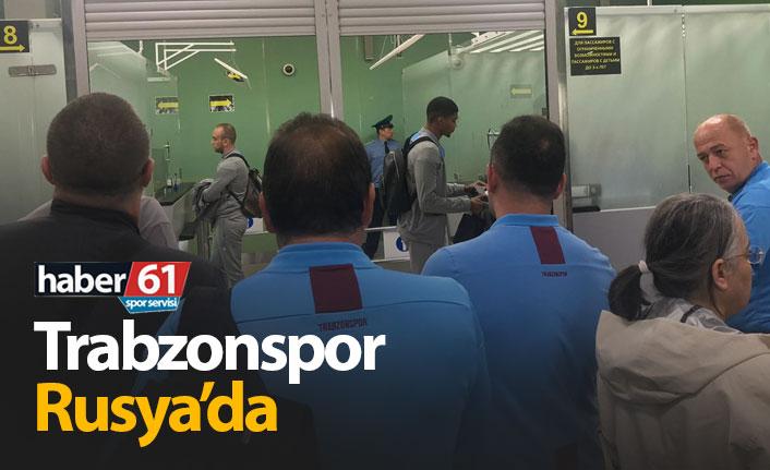 Trabzonspor Rusya'da