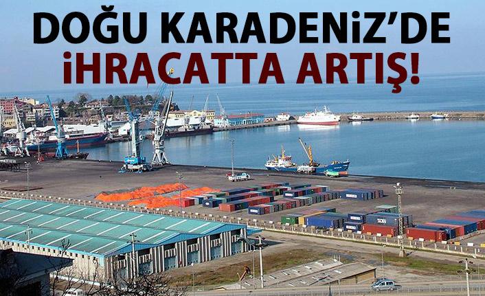 Doğu Karadeniz'de ihracat yüzde 19 oranında arttı