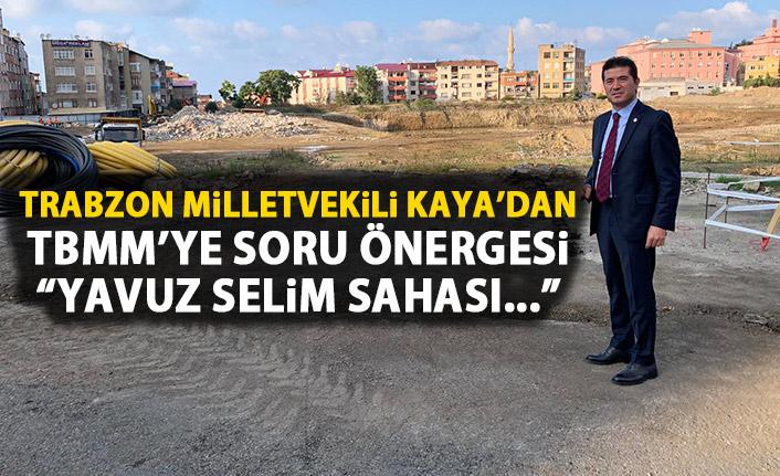 Kaya'dan Yavuz Selim açıklaması: ASKF'nin talepleri dikkate alınmalı