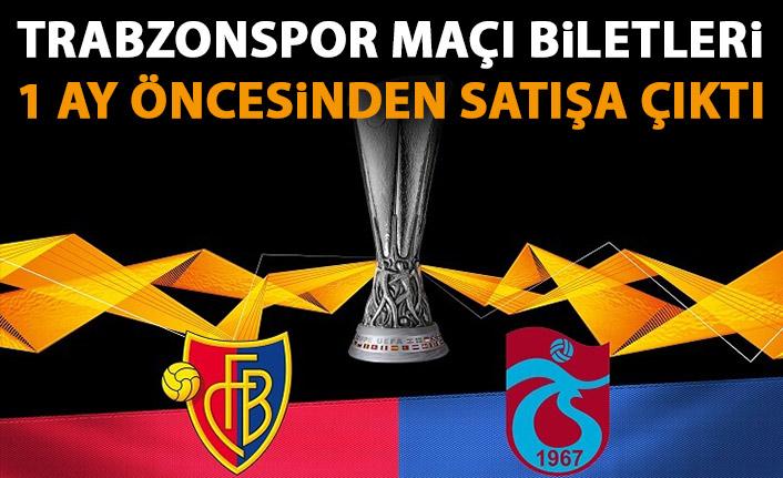 Trabzonspor maçı biletlerini şimdiden satışa çıkardılar