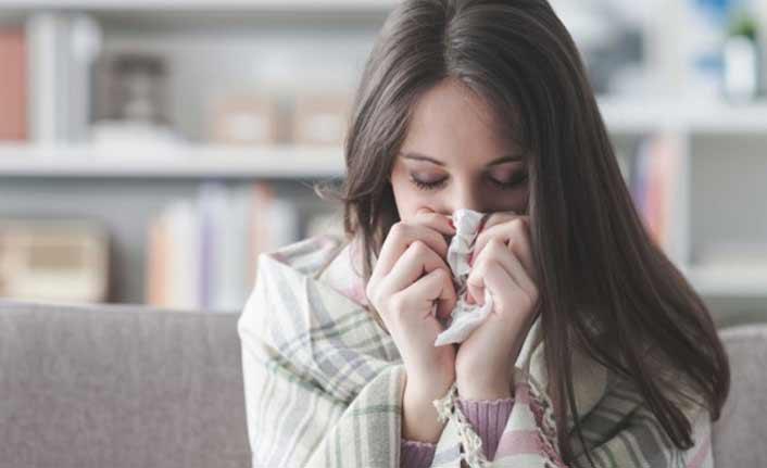 İşte üst solunum yolu enfeksiyonlarına karşı 4 etkili önlem