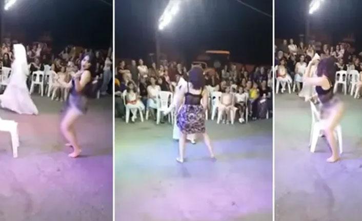 Sünnet düğünündeki görüntüler için dansözleri suçladılar!