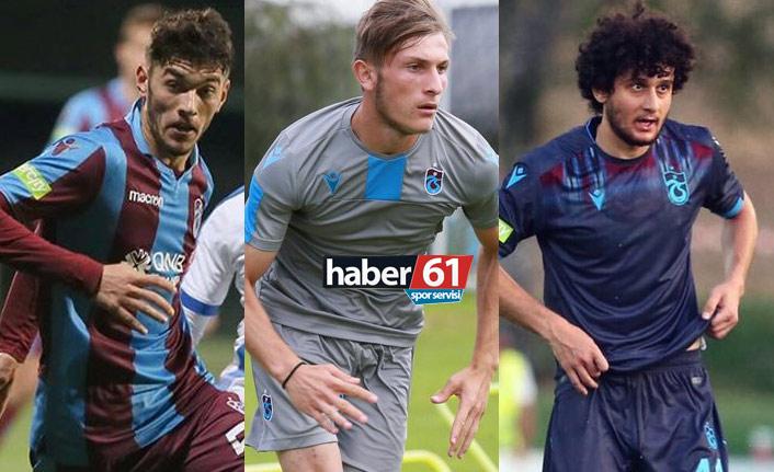 Trabzonspor'da 3 genç Alanya kadrosunda!