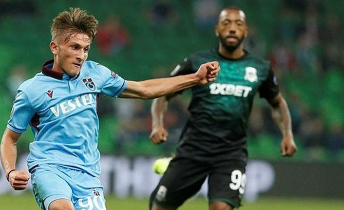 Trabzonspor Serkan Asan geçer not aldı