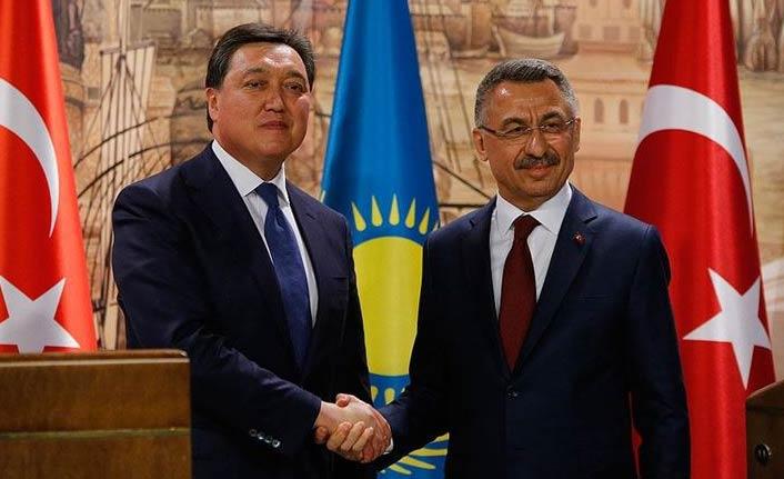 Türkiye ile Kazakistan arasında imzalar atıldı