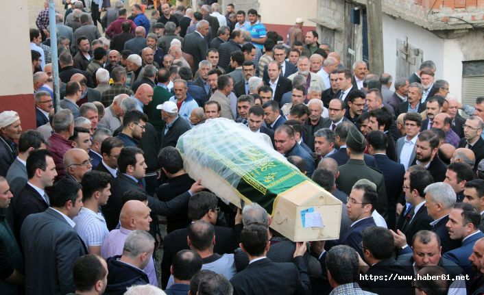 Kendisi küçük acısı büyük! Cenazesine anne ve babası katılamadı!
