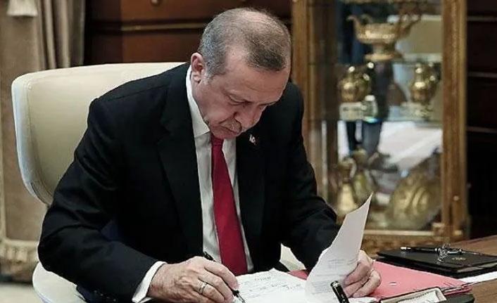 Erdoğan'ın yeni danışmanı açıklandı
