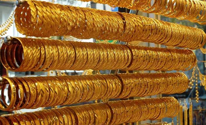 Serbest piyasada altın fiyatları 12.11.2019