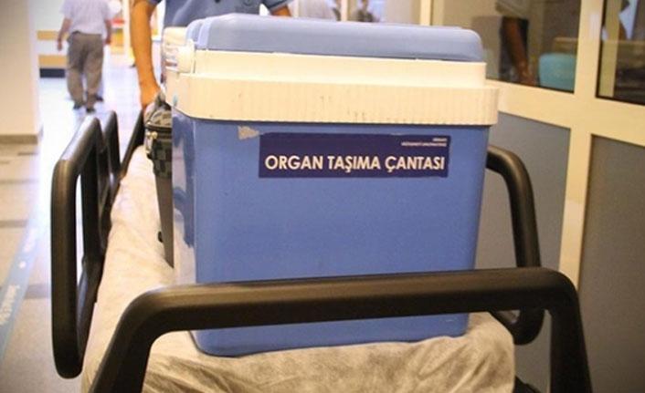 17 yaşındaki gencin organları 4 kişiye umut oldu