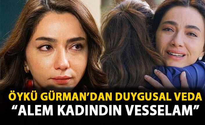 Sen Anlat Karadeniz'in Asiye'sinden duygusal veda!