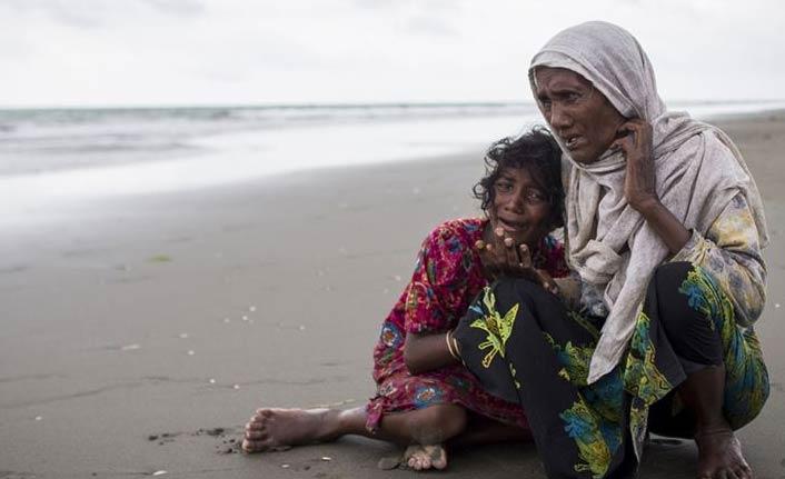 UCM'den Arakanlı Müslümanlara karşı işlenen suçlarla ilgili soruşturma izni
