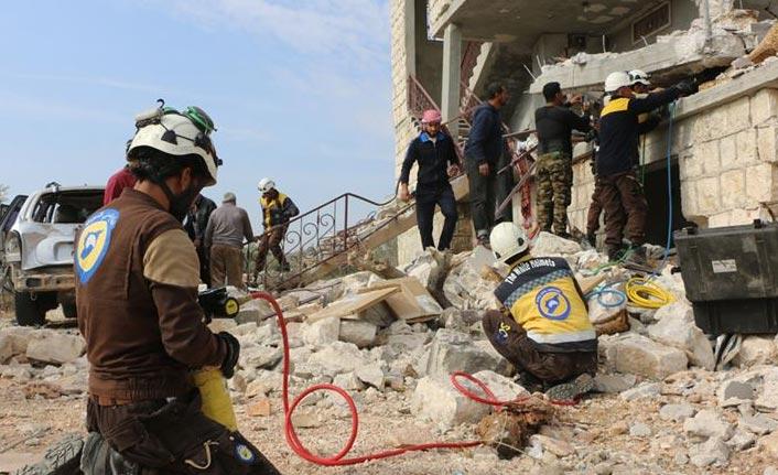 Suriye'de 7 sivil hayatını kaybetti