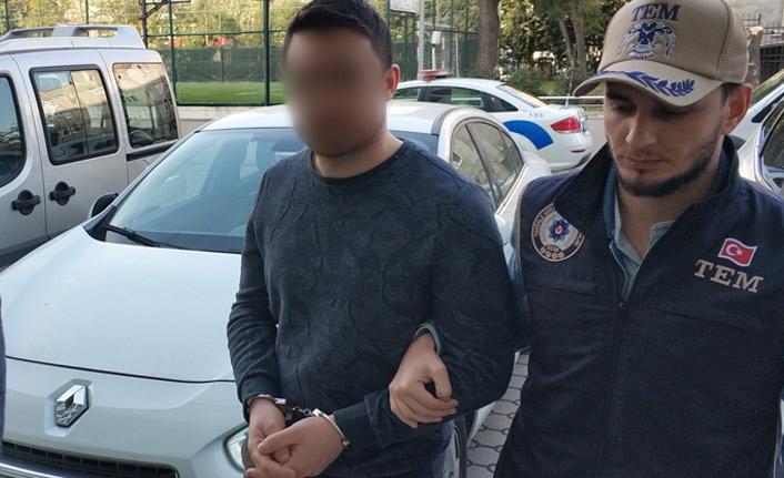 DEAŞ'tan 1 kişi yakalandı
