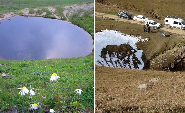 Dipsiz Göl vakasının ardından Gümüşhane'den ortak açıklama!