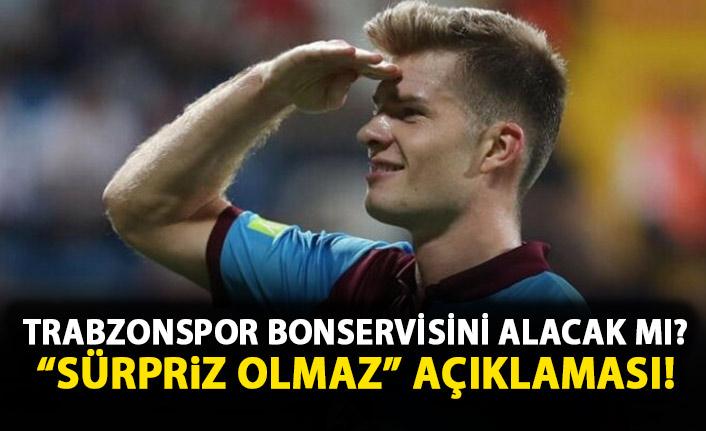 Trabzonspor Sörloth'un bonservisini alacak mı? Flaş açıklama: Sürpriz olmaz!