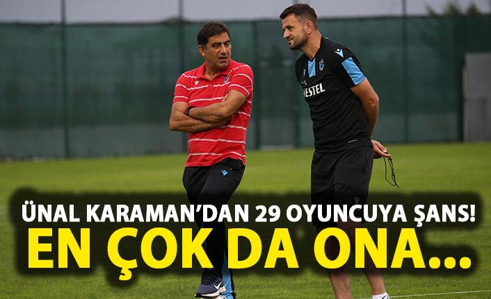 Trabzonspor'da 19 maçta 26 oyuncu! Rekor Sörloth'un!