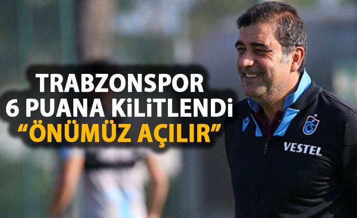 Trabzonspor'da 6 puanın önemi büyük!
