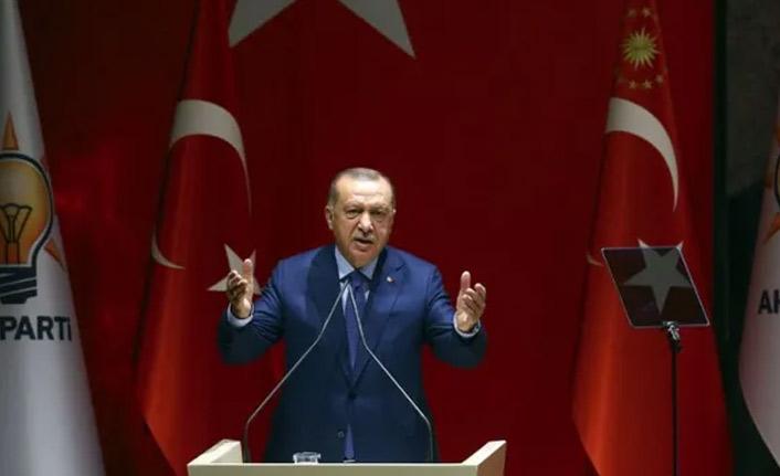 Erdoğan'dan CHP iddiasına yanıt