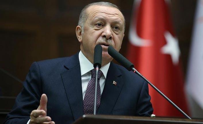 """Cumhurbaşkanı Erdoğan: """"Bu şizofrenik vakaları parlamentodan temizlemek lazım"""""""