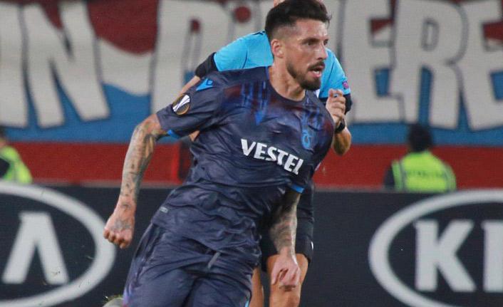 Trabzonspor'un olmazsa olmazı Sosa