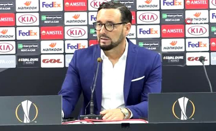 Bordalas: Trabzonspor'a karşı kolay maç olmayacak