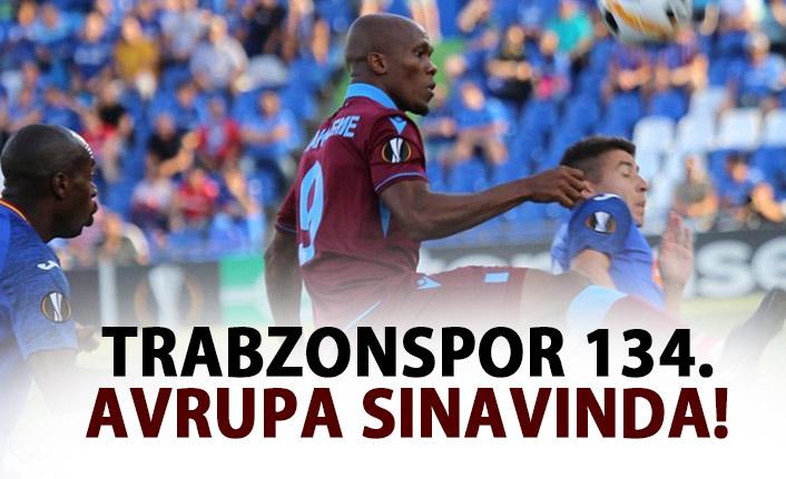 Trabzonspor 134. Avrupa maçına çıkıyor
