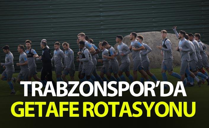 Trabzonspor'da rotasyon