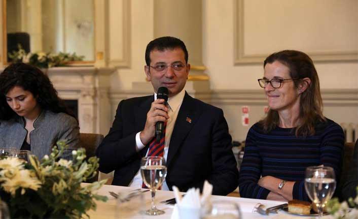"""İmamoğlu """"İstanbul, kararlı bir belediye yönetimiyle buluştu."""""""