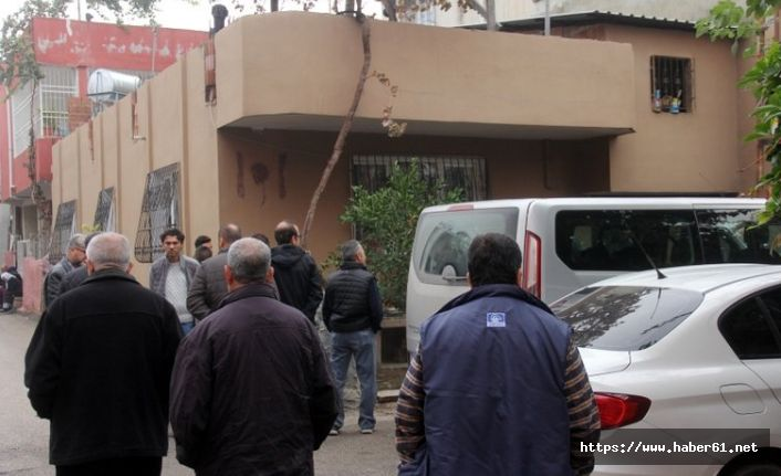 Adana'da evlat dehşeti