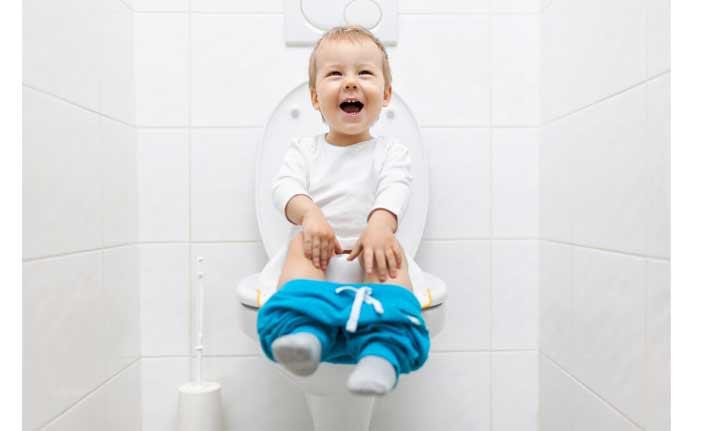 Çocuğunuz tuvalete koşarak gidiyorsa dikkat!
