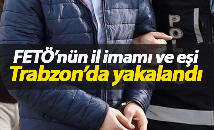 FETÖ'nün il imamı Trabzon'da yakalandı
