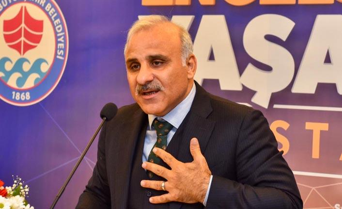 Trabzon'da engeller aşılıyor